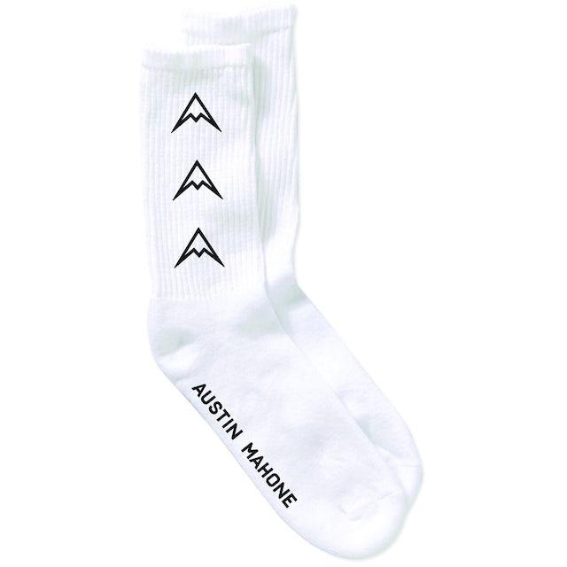 Austin Mahone AM Socks