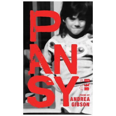 Andrea Gibson Pansy Book