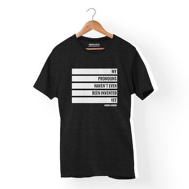 Andrea Gibson Pronouns T-Shirt