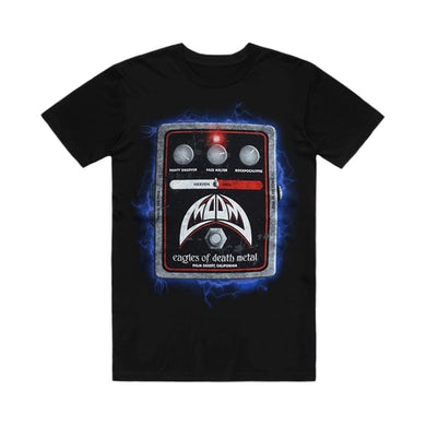 Eagles Of Death Metal Metal Pedal T-shirt