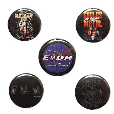 Eagles Of Death Metal EODM Button Set