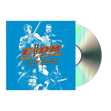 Eagles Of Death Metal I Love You All the Time: Live At The Olympia In Paris 2 CD Album