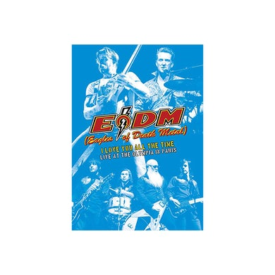 Eagles Of Death Metal I Love You Long Time: Live at the Olympia in Paris DVD