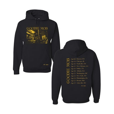 Yellow Photo Pullover Hoodie