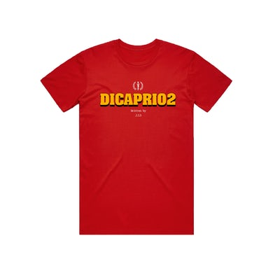 J.I.D Red Dicaprio 2 Tee