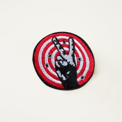 Michael Franti & Spearhead Peace Target Patch