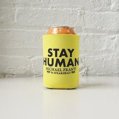 Michael Franti & Spearhead Stay Human Koozie
