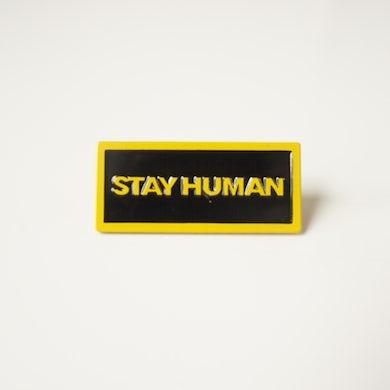 Michael Franti & Spearhead Stay Human Pin