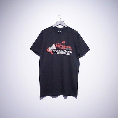 Michael Franti & Spearhead Love Out Loud 2017 Tour Unisex T-Shirt
