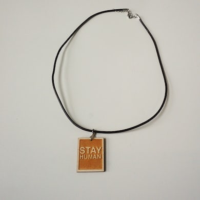 Michael Franti & Spearhead Stay Human Necklace