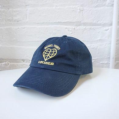 Michael Franti & Spearhead Navy Twill Dad Hat