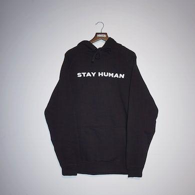 Michael Franti & Spearhead Stay Human Pullover Hoodie