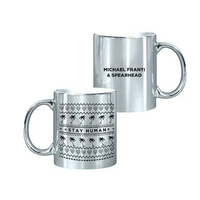 Michael Franti & Spearhead Stay Human Holiday Mug
