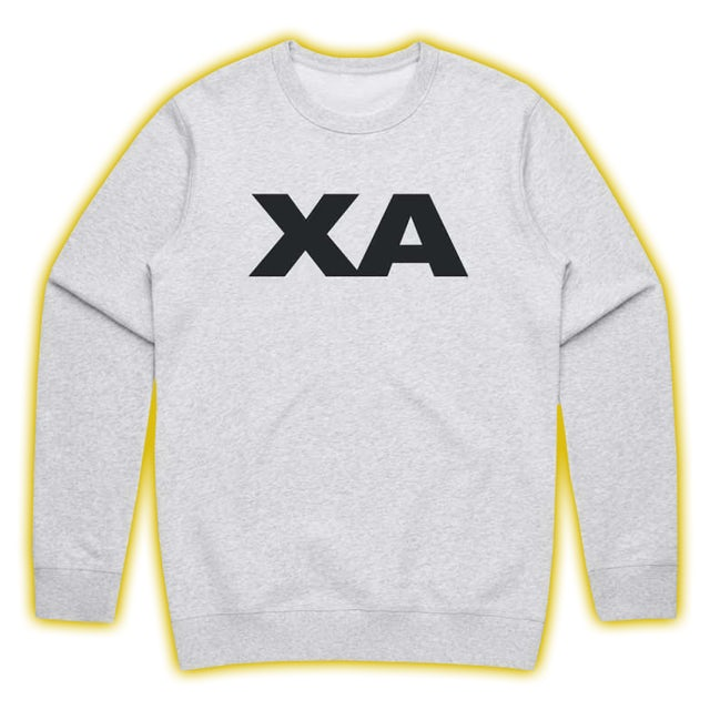 X Ambassadors Logo Crewneck