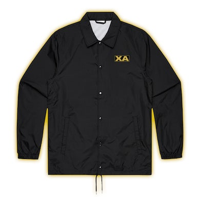 Rubber Logo Jacket