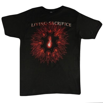 Living Sacrifice Infinite Album Tee