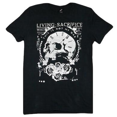 Living Sacrifice Not My War Tee