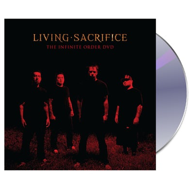 Living Sacrifice The Infinite Order promotional DVD