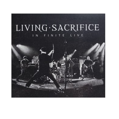 Living Sacrifice In Finite Live DVD - 2009