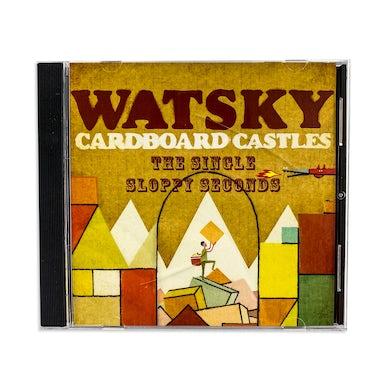 Watsky Cardboard Castles - Sloppy Seconds [Singles CD]
