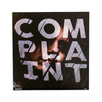Watsky Complaint CD