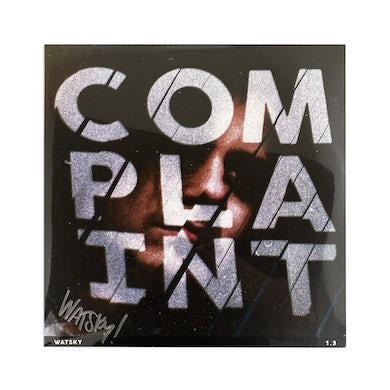 Watsky Complaint Vinyl