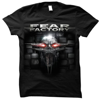 Fear Factory Never Take My Soul Tee