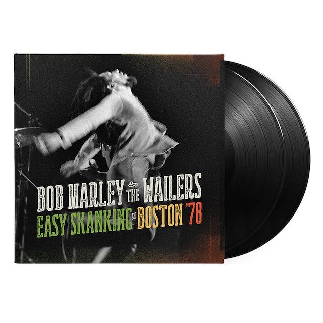 Bob Marley Easy Skanking in Boston 2LP (Vinyl)