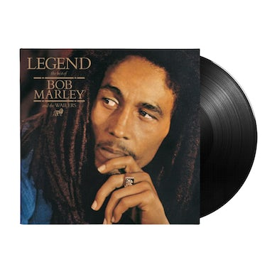 Legend - The Best of Bob Marley and the Wailers LP (Vinyl)