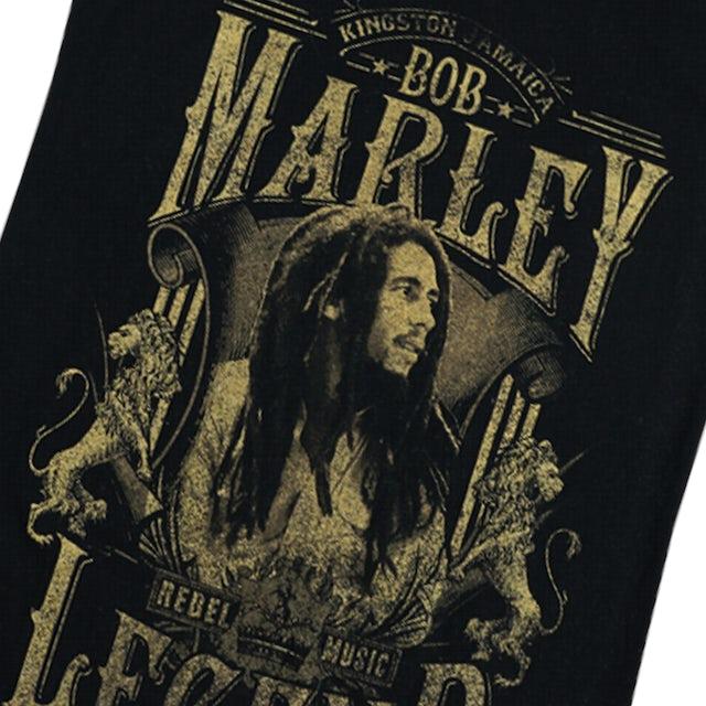 Bob Marley Legend Racer Ladies Tank Top