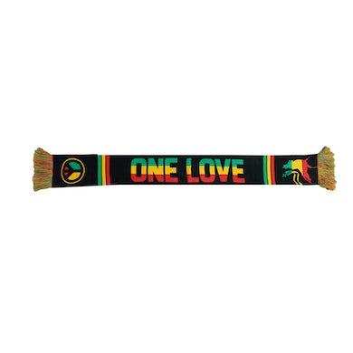 Bob Marley One Love Scarf