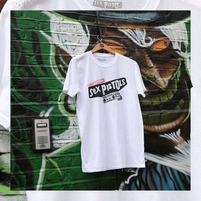 Sex Pistols Filthy Lucre Japan T-Shirt