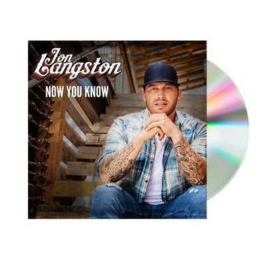 Jon Langston Now You Know EP