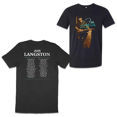 Jon Langston 2019 Summer Tour Tee
