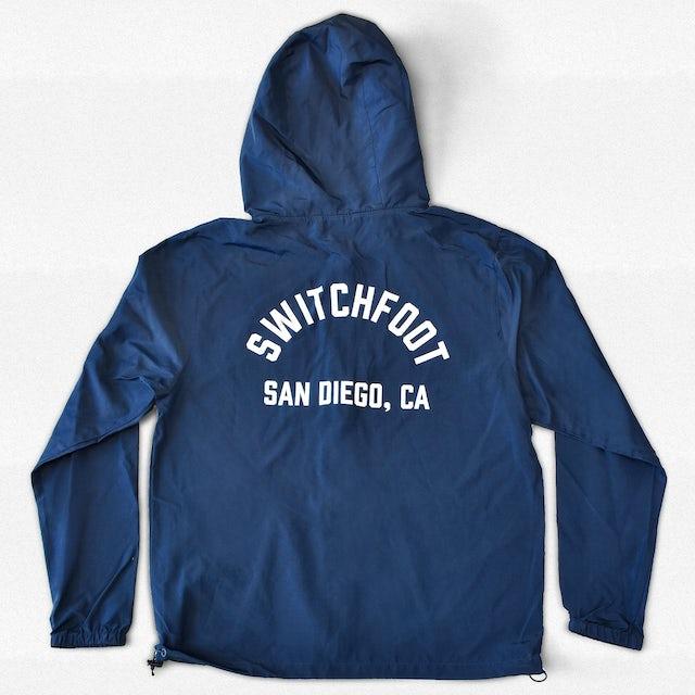 Switchfoot SF Windbreaker