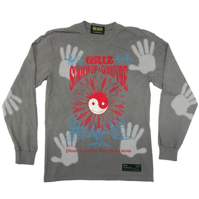 GRiZ Color Changing Sunflower Long Sleeve
