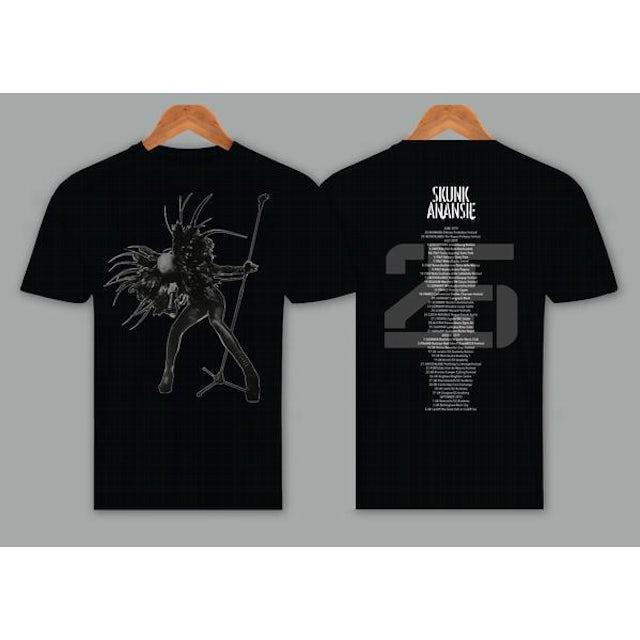 Skunk Anansie 25Live@25 (Tour T-shirt)