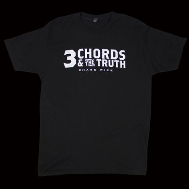Chase Rice 3 Chords & The Truth Tee