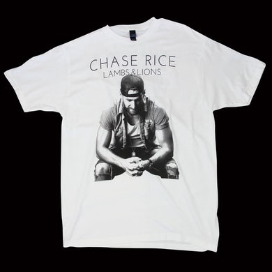 Chase Rice Lambs & Lions Tee