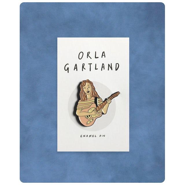 Orla Gartland enamel pin badge