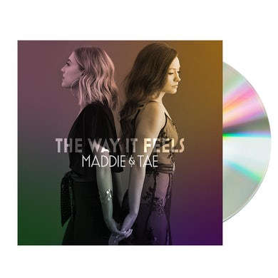 Maddie & Tae The Way It Feels CD