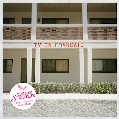 We Are Scientists TV en Français (CD) [Signed Copies Available] (Vinyl)
