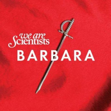 We Are Scientists Barbara (CD)