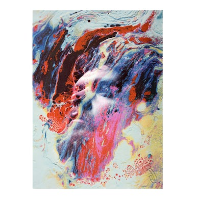 Jack Garratt Love, Death & Dancing' Vol. 1 Art Print