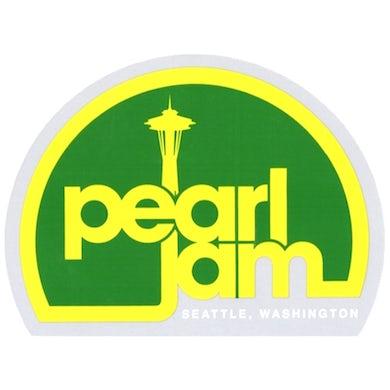Pearl Jam NEEDLE STICKER