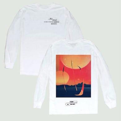 Tom Misch White Longsleeve T-Shirt