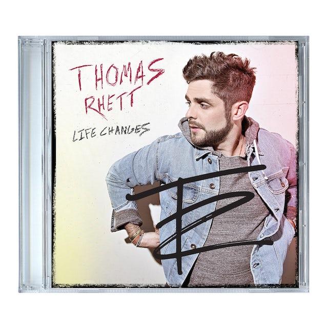 Thomas Rhett - Life Changes - Autographed CD