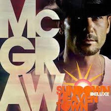 Tim McGraw - Sundown Heaven Town Deluxe