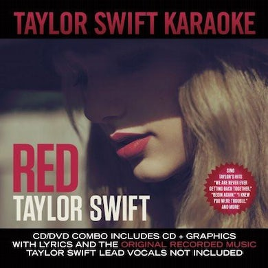 Taylor Swift - Red - Karaoke
