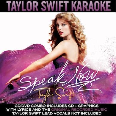 Taylor Swift - Speak Now - Karaoke